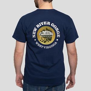 New River Gorge (climbing 1) Dark T-Shirt