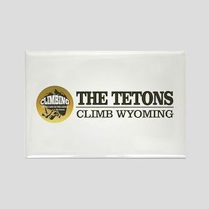 The Tetons (Climbing 1) Magnets