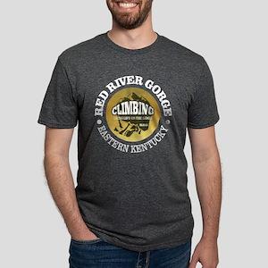 Red River Gorge Mens Tri-blend T-Shirt