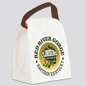 Red River Gorge Canvas Lunch Bag