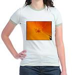 California Poppy Jr. Ringer T-Shirt