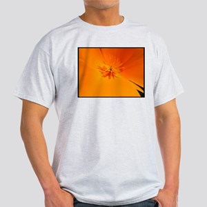 California Poppy Light T-Shirt