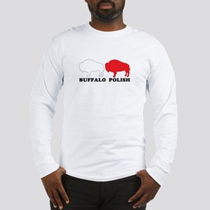 Buffalo Polish Long Sleeve T-Shirt