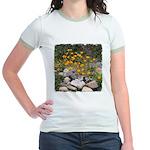 California Poppies Jr. Ringer T-Shirt