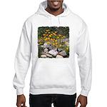 California Poppies Hooded Sweatshirt