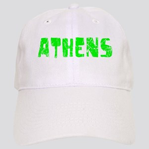 Athens Faded (Green) Cap