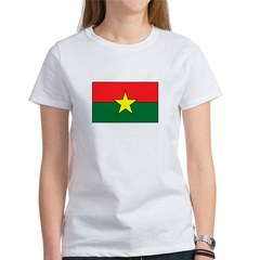 Burkina Faso Women's T-Shirt