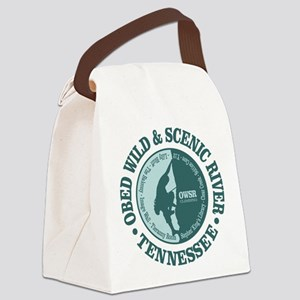 Obed River Canvas Lunch Bag