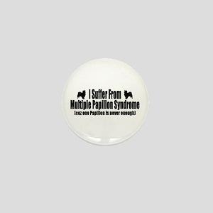 Papillon Mini Button