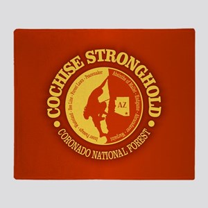 Cochise Stronghold Throw Blanket