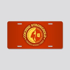 Cochise Stronghold Aluminum License Plate