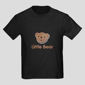 Little Bear Kids Dark T-Shirt
