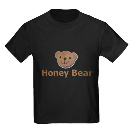 Honey Bear Kids Dark T-Shirt
