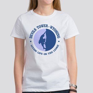 Devils Tower (logo) T-Shirt