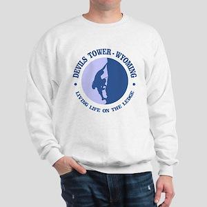 Devils Tower (logo) Sweatshirt