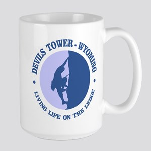 Devils Tower (logo) Mugs