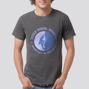 Devils Tower Mens Comfort Colors Shirt