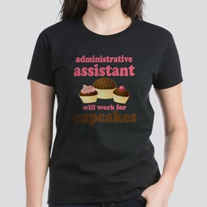 Funny Administrative Assistant Women's Light T-Shi