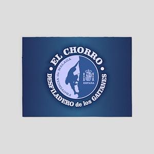El Chorro 5'x7'Area Rug