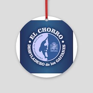 El Chorro Ornament (Round)