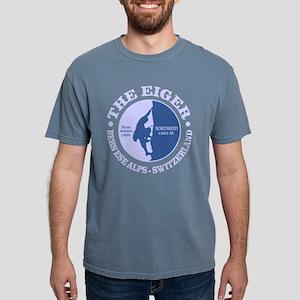 The Eiger Mens Comfort Colors Shirt