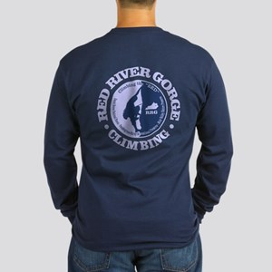Red River Gorge Long Sleeve T-Shirt