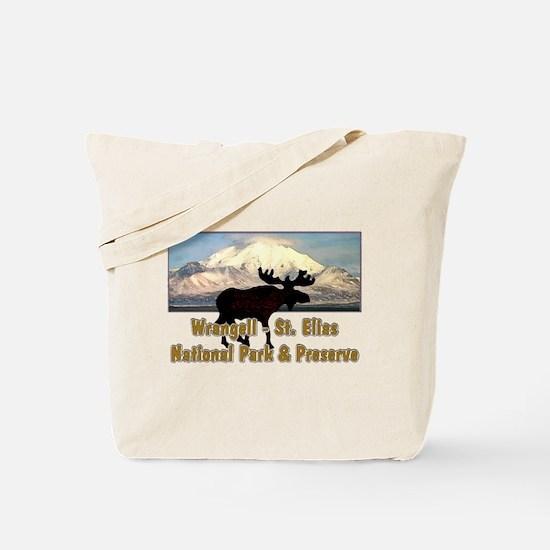 Wrangell - St. Elias / Denali National Tote Bag