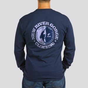 New River Gorge Long Sleeve T-Shirt