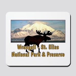 Wrangell - St. Elias National Mousepad