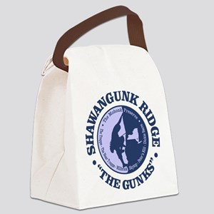 The Gunks Canvas Lunch Bag