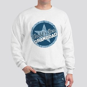 Worlds Best Granddad Sweatshirt