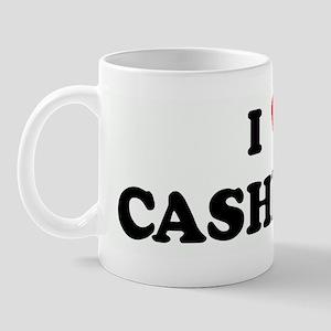 I Love CASHMERE Mug