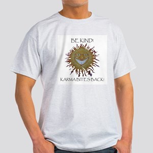 Karma Sun Face Light T-Shirt