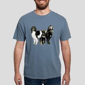 Newfoundland dog family T-Shirt