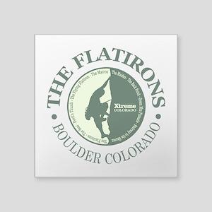 The Flatirons Sticker