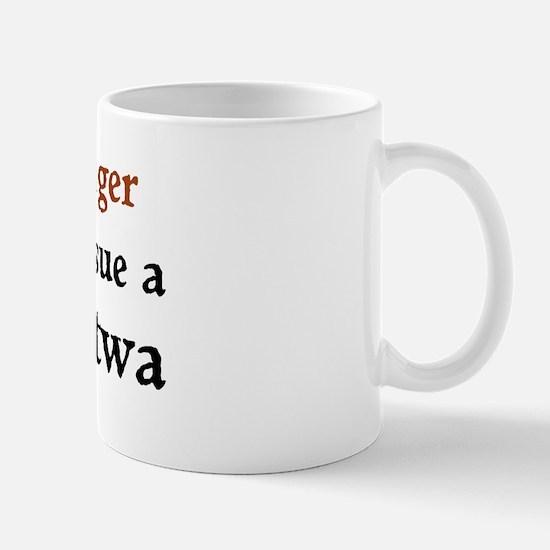 I Will Issue A Fartwa Mug