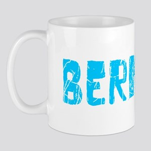 Berkeley Faded (Blue) Mug