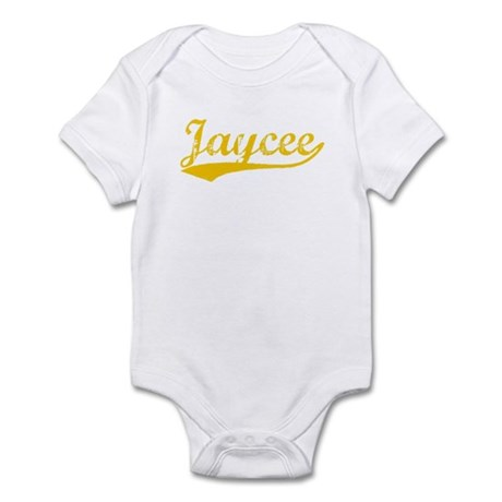 Vintage Jaycee (Orange) Infant Bodysuit