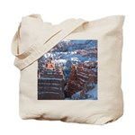 Bryce Canyon in Snow Tote Bag