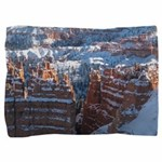 Bryce Canyon In Snow Pillow Sham