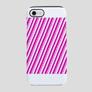 Pink Stars Aligning 4Louisa iPhone 8/7 Tough Case