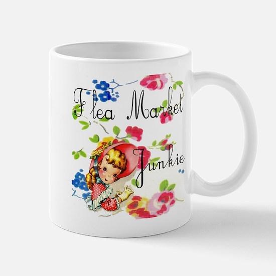 Flea Market Junkie Mug