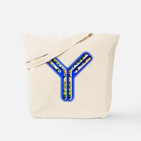 Unique Antibody Tote Bag