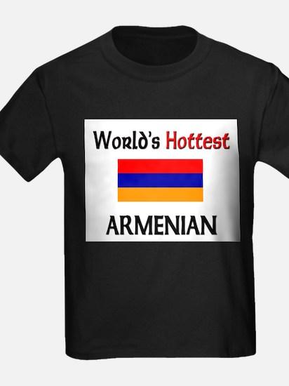 World's Hottest Armenian T