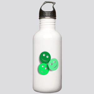Umsted Design All Smil Stainless Water Bottle 1.0L
