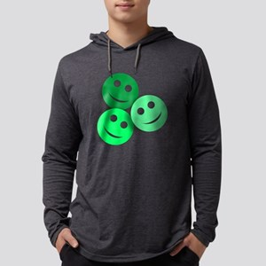 Umsted Design All Smiles Long Sleeve T-Shirt