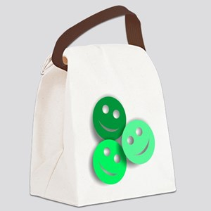 Umsted Design All Smiles Canvas Lunch Bag