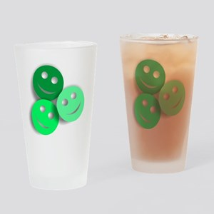 Umsted Design All Smiles Drinking Glass