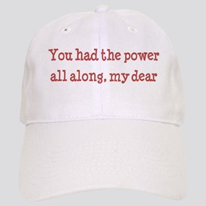 you had the power Cap
