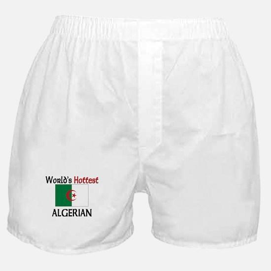 World's Hottest Algerian Boxer Shorts